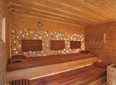 Hotel with Sauna Ischgl